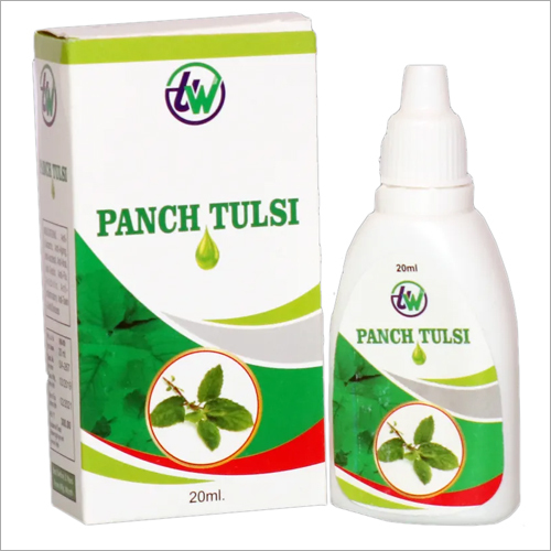 Herbal Panch Tulsi Drop 20 Ml