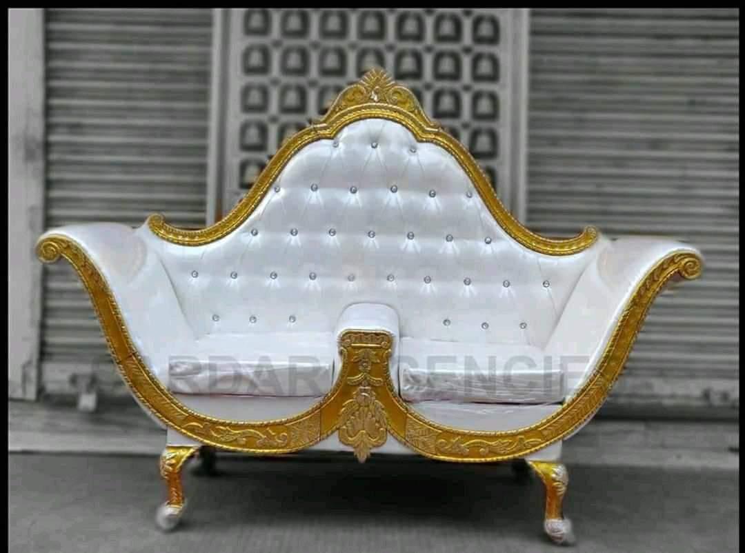 Wooden Decorative Sofa