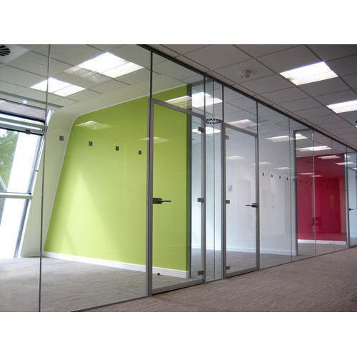 Glass Partition Toughened Glass