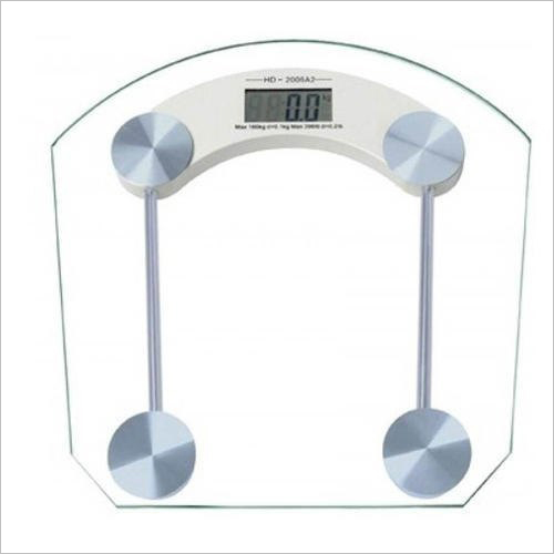 Weighing Scale Toughened Glass