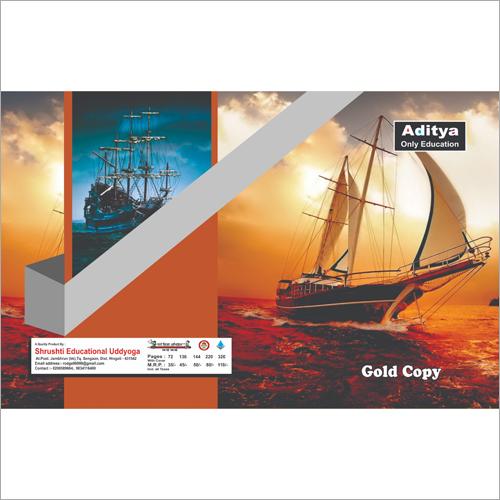 Gold copy