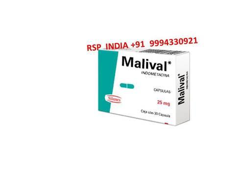Malival 25mg Capsule