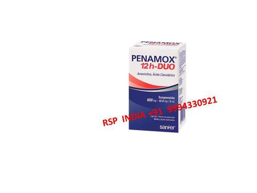 Penamox 12h- Duo 600mg Suspension