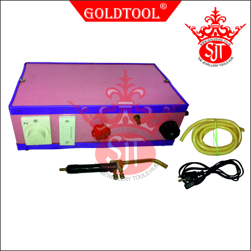Gold Tool Gas Gun Single Line With Brass Nozzle