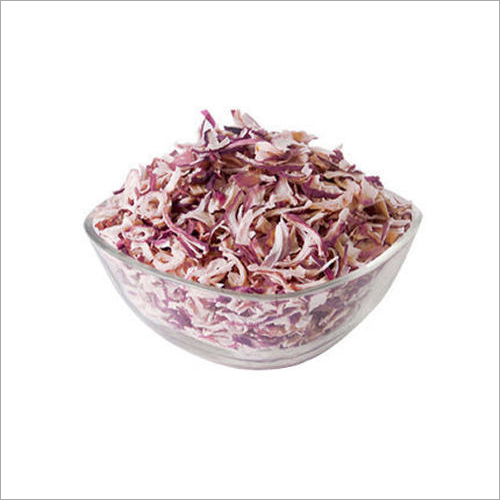 Dehydrated Red(Birista)Onions Flakes