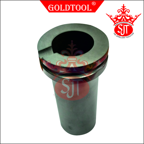 Gold Tool Graphite Crucible GLM