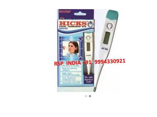 Hicks Digital Thermometer With Beeper