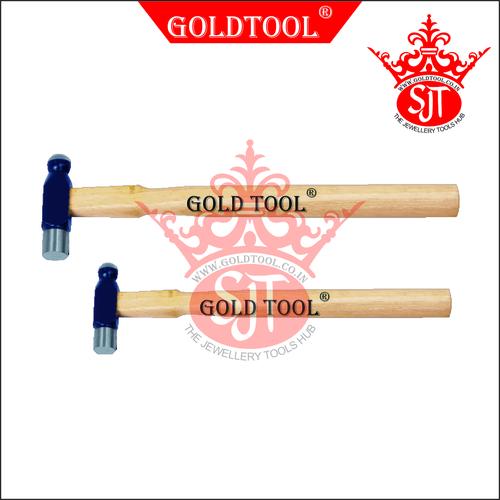 Gold Tool Hammer Ball Pin