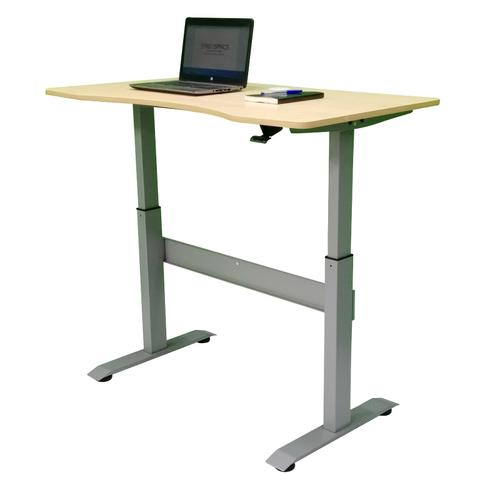 Height Adjustable Desk, Pneumatic (H-Max 2.0)