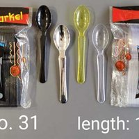 High Quality Plastic Fork