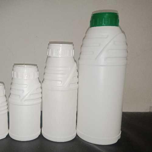 Plastic Pesticide Bottle