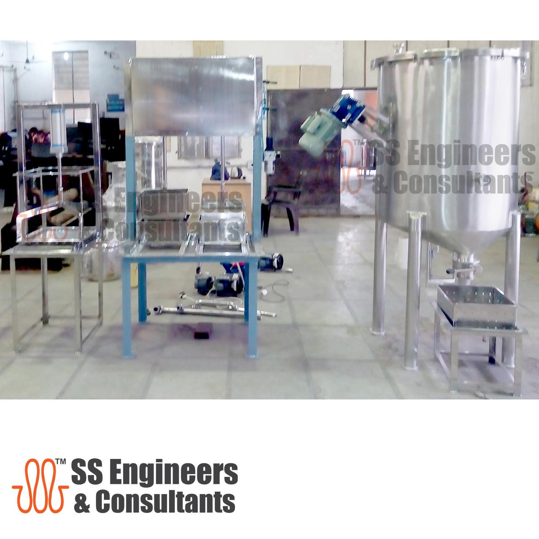 Paneer Processing Plant