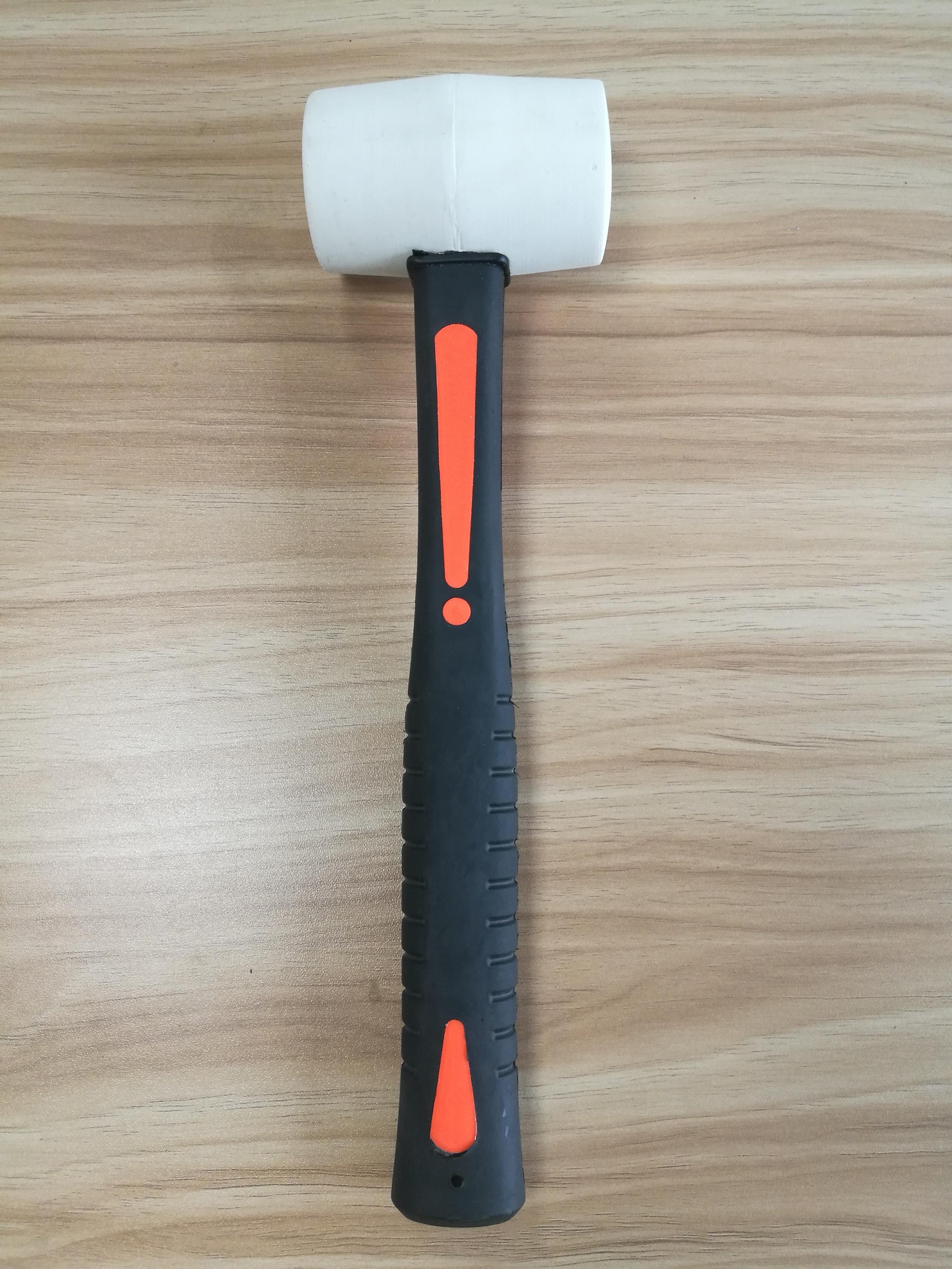 250 Grams Soft Head Rubber hammer