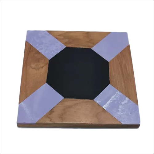 Horn Square Tea Coaster