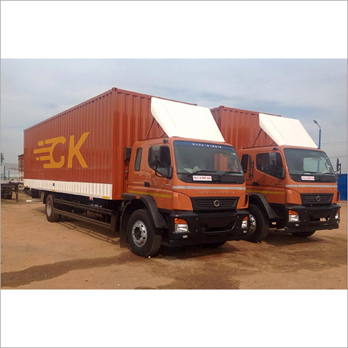 Truck Container Cargo Services