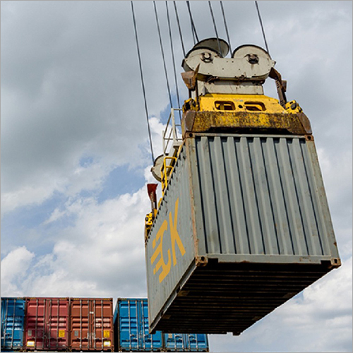 Industrial Sea Freight Forwarding Services