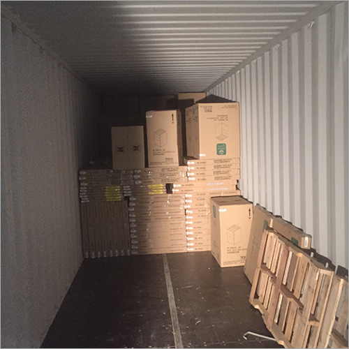 Dry Cargo Container Services