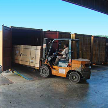 Industrial Cargo Container Services