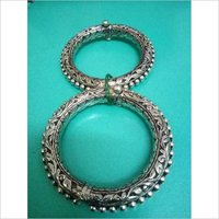 925 Women Article Silver Bracelet