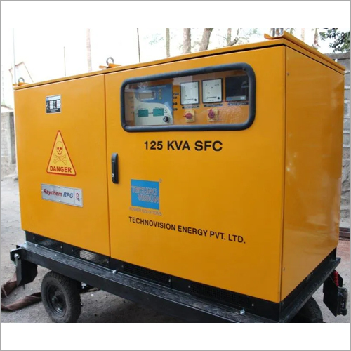 125 KVA SFC Generator