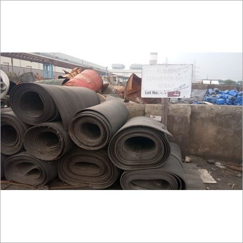 Industrial Conveyer Belt Scrap