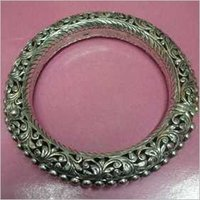 925 Silver Article Traditional Bracelet Bangle