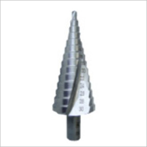 Helical Step Drill