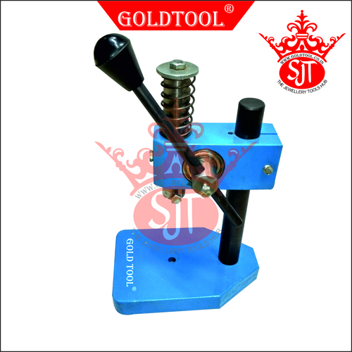 Gold Tool Diamond Setting Machine