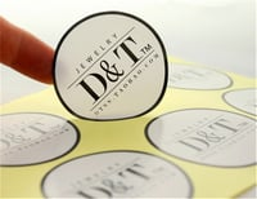 Adhesive Pvc Sticker