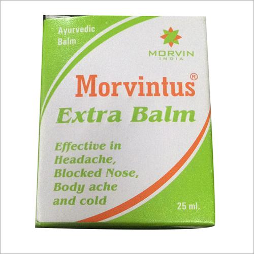 Morvintus Extra Ayurvedic Balm