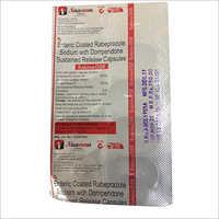 Enteric Coated Rabeprazole Sodium With Domperidone Sustained Release Capsule