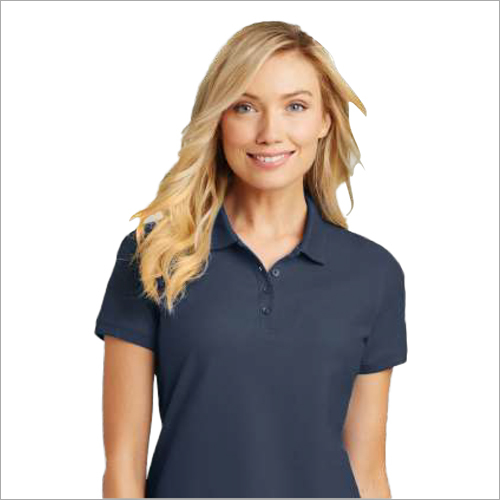 Ladies Corporate Polo T-Shirt