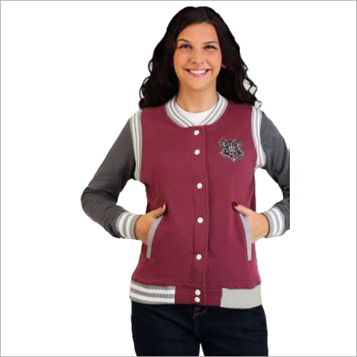 Ladies Varsity Jacket