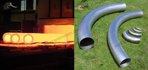 Titanium Butt Weld Long Radius 3D Bend