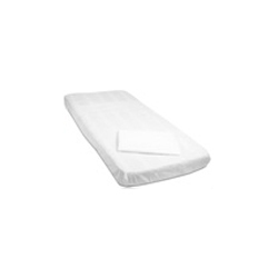 Disposable Non-Woven Bedsheet with Disposable Non-Wovn Pillow Covers