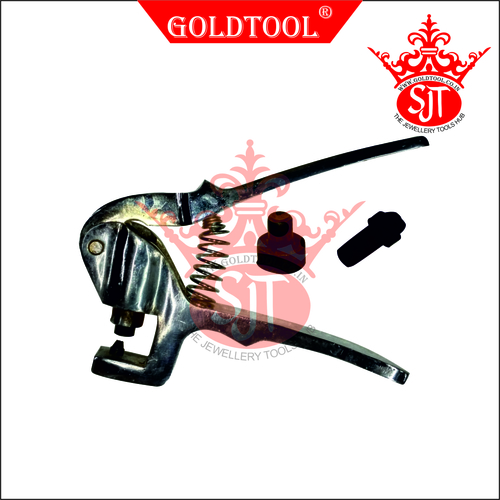 Gold Tool Ring Stamping Pliers Device
