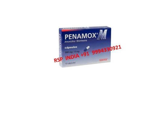 Penamox 500mg-8mg Capsules