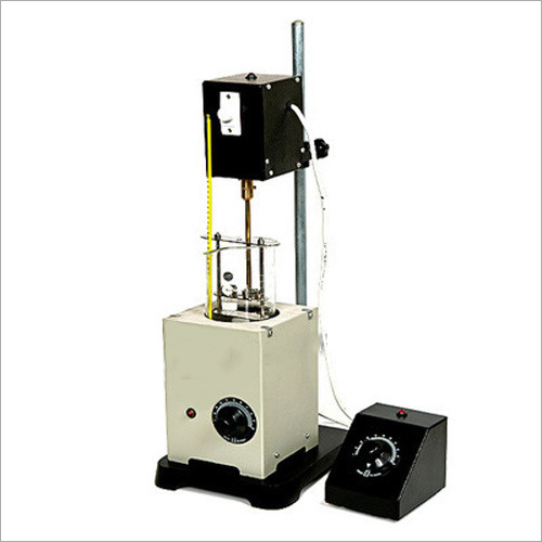 Ring And Ball Test Apparatus
