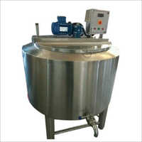 Stainless Steel Milk Pasteurization Unit