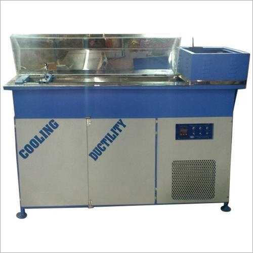 Industrial Ductility Testing Machine