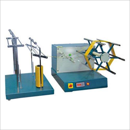 Wrap Reel Tester Machine