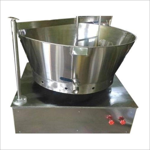 Stainless Steel Milk Khoya And Mava Machine