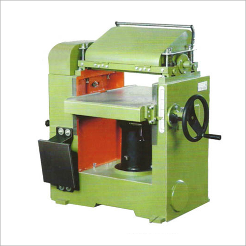Semi Automatic Wood Thickness Planer Machine