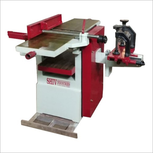 Semi Automatic Wood Working Combined Planer Machine