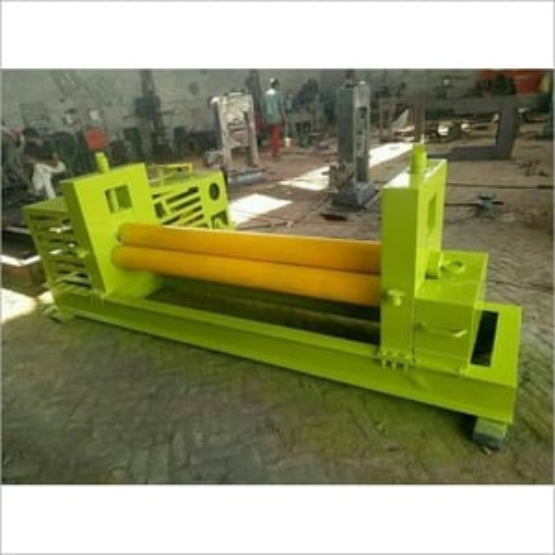 Industrial Sheet Rolling Machine