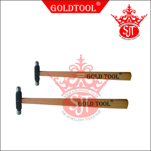 Gold Tool Ball Pein Hammer