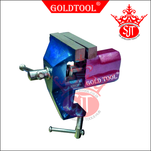 Gold Tool Baby Vice New Model Deluxe Quality M.C.E.Q.