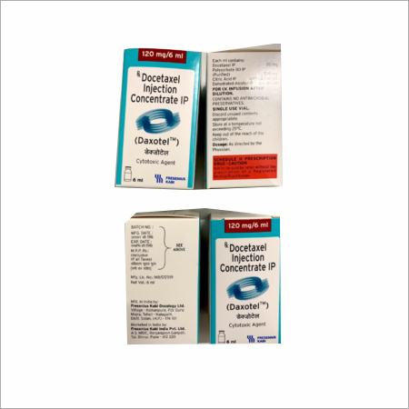 Docetaxel Injection Concentrate IP