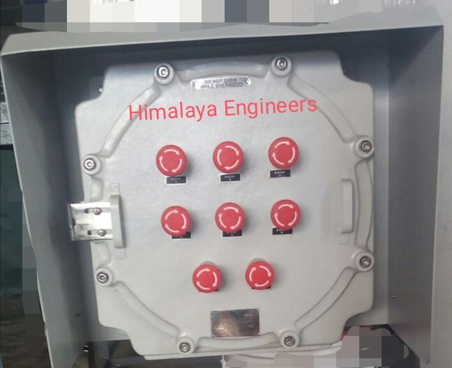 Flameproof Control Station