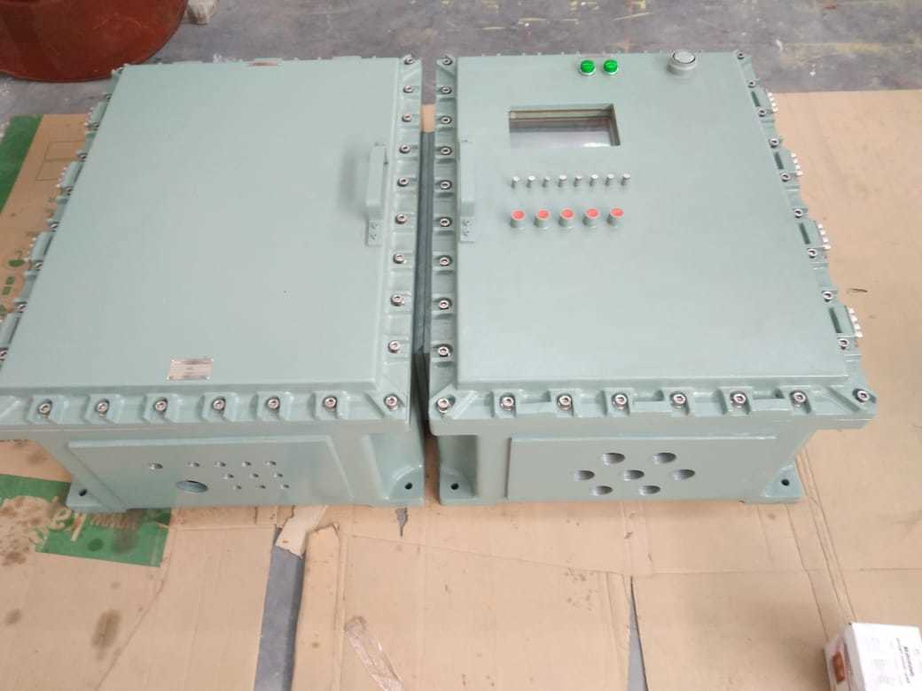 Flameproof proof Enclosure/Explosion proof  Enclosure